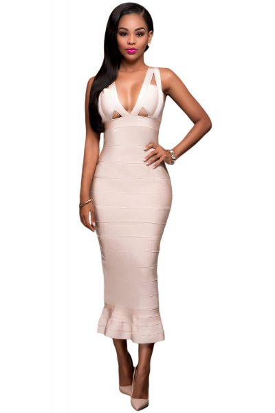 apricot-fishtail-luxe-bandage-dress-lc28422-18