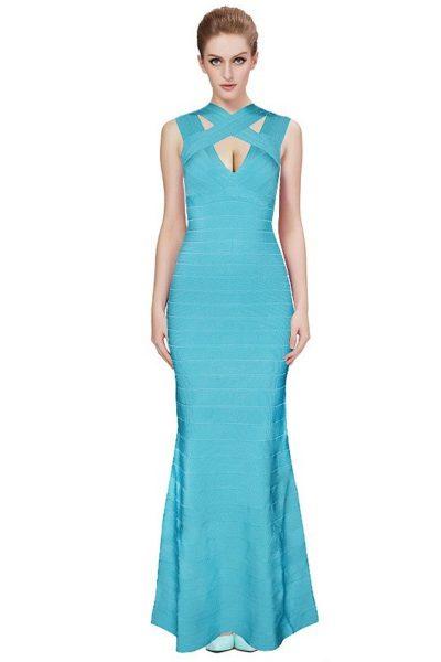 robe-de-soiree-bleue-turquoise-sans-manche-h728-blue